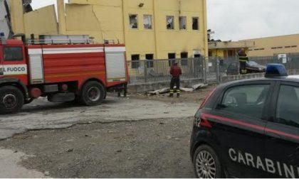 Fabbrica esplosa, iniziati i lavori di messa in sicurezza