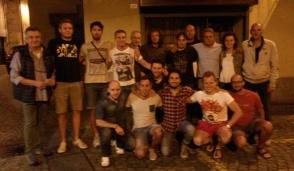 La squadra del Locana a caccia della promozione