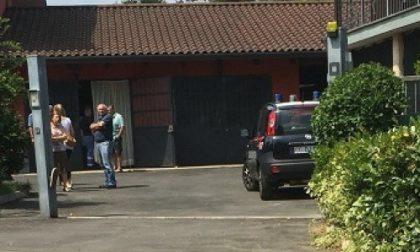 Località Buretta in lutto per la morte di Sergio Lupo