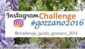 Al via la Instagram Challenge #gozzano2016