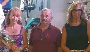 """Arturo e Cristina sono """"Mister e Miss Over 50"""" di San Grato a Mathi"""
