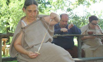 Axa Briga, al parco tematico rivive la storia