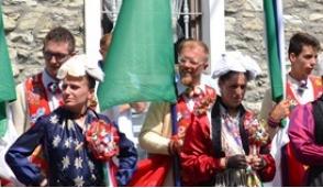 Tra Sagre  e folclore alese