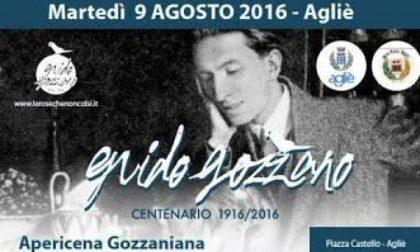 Era il 9 agosto 1916: oggi il culmine delle celebrazioni per Guido Gozzano