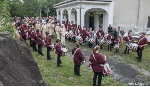 I gruppi storici eporediesi protagonisti in Val d'Aosta