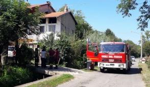 Lite in famiglia, intervengono anche i carabinieri