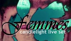 Questa sera al PalaMila live set di musica elettronica-ambient a lume di candela