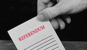 Referendum, l'incontro pubblico con l'Anpi