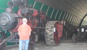 In Canavese c'è il museo dei… trattori