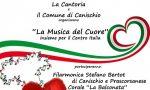 """A Canischio """"La Musica del Cuore"""""""