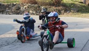 """Rally e tricicli"": é  solidarietà con Amatrice"