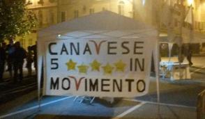 """Amministratori """"convocati"""" stasera a Favria dal M5S"""