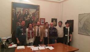 Arriva la delegazione argentina per il gemellaggio