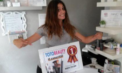 """Denise Pulcino è la regina del nostro """"Toto Beauty"""""""