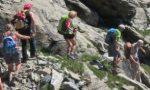 Escursione con il Cai a cima Giordanera