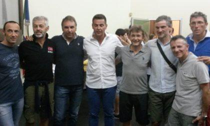 Grande accoglienza a Salassa per coach Blengini