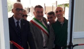 """Inaugurata la rinnovata palestra alla """"Cognengo"""""""