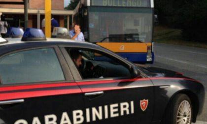 Ivrea, scattano controlli dei carabinieri sugli autobus