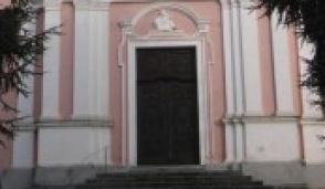 L'ingresso al Santuario Porta Santa per la festa della Beata Vergine Addolorata