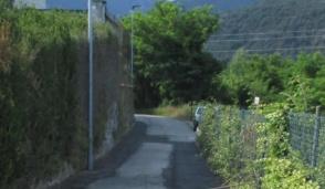 Le strade di Cuorgnè non  più al buio