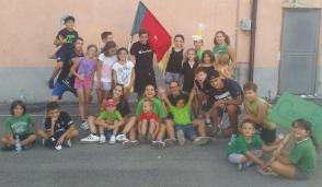 "Oltre 150 bambini alle ""Olimpic Games"" in Oratorio"