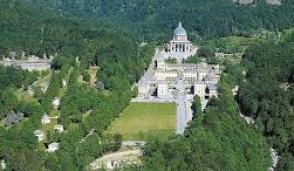 Pellegrinaggio al Santuario di Oropa