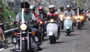 """Ritrovo di moto e vespe: c'è  il """"Memorial Marco Rollero"""""""