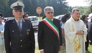 San Carlo accoglie il nuovo parroco: don Giuliano Herciu