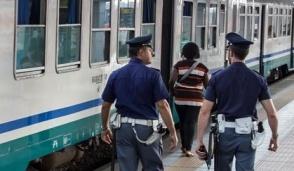 Sicurezza nelle stazioni, i controlli della Polfer