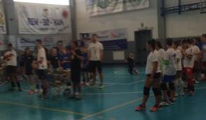"""Successo per """"I Volley You"""" con Alberto Cisolla"""