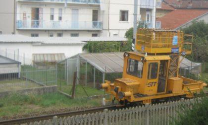Tecnici Gtt al lavoro anche la domenica per far tornare il treno a Ciriè