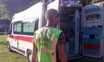 Uomo soccorso in frazione Campore a Cuorgnè