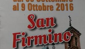 A Pertusio si festeggia San Firmino
