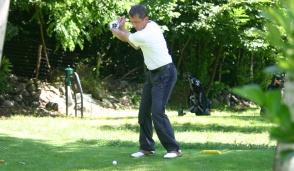 A San Giovanni dei Boschi il grande golf