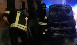 A provocare l'incendio auto a San Maurizio Canavese è stato un cortocircuito