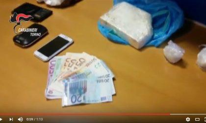 Chili di cocaina trovata a casa del panettiere: arrestato a Volpiano