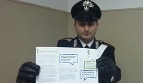Contro le truffe carabinieri a.. messa