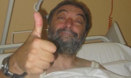 Don Alessio operato alla gamba dopo l'incidente, prognosi 30 giorni