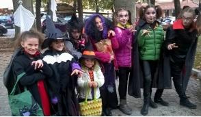 """Happy Halloween"": festa da urlo a Lanzo"
