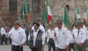 I 45 anni del Gruppo Alpini di Ozegna
