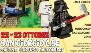 I Lego sono protagonisti a San Giorgio