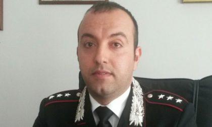 Nuovo comandante alla Compagnia di Venaria: è il capitano Moschella