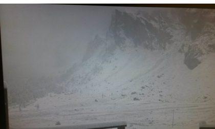 Prima neve nelle Val di Lanzo e del Canavese