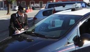 Rapina l'amica dopo il litigio e la aggredisce, arrestato dai carabinieri