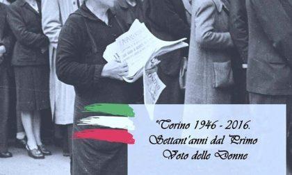 70 anni dal primo voto alle donne: Ciriè dedica una mostra all'anniversario