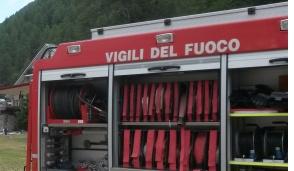 A Rivarolo Pompieri e Croce Rossa attendono i più piccoli