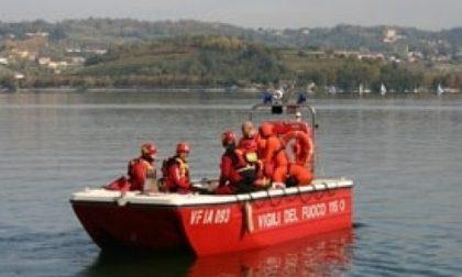 Trovato il cadavere di un uomo nel lago di Viverone