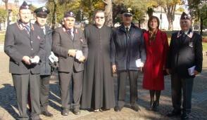 Carabinieri a messa per spiegare agli anziani come proteggersi dalle truffe