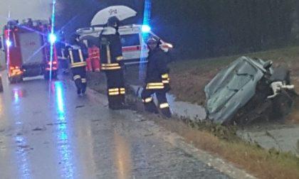 Due incidenti in meno di 24 ore sulla provinciale
