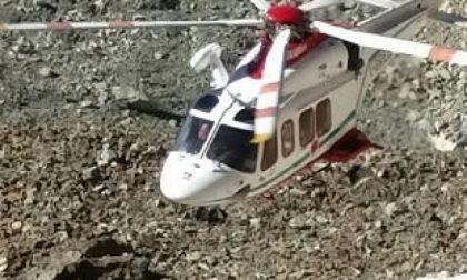 Esercitazione di soccorso aereo